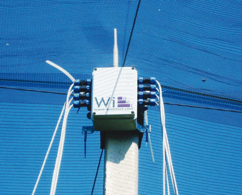 Foto 2 - Nodo trasmettitore Wi-Fi