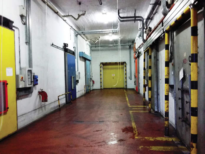 Cold chain system