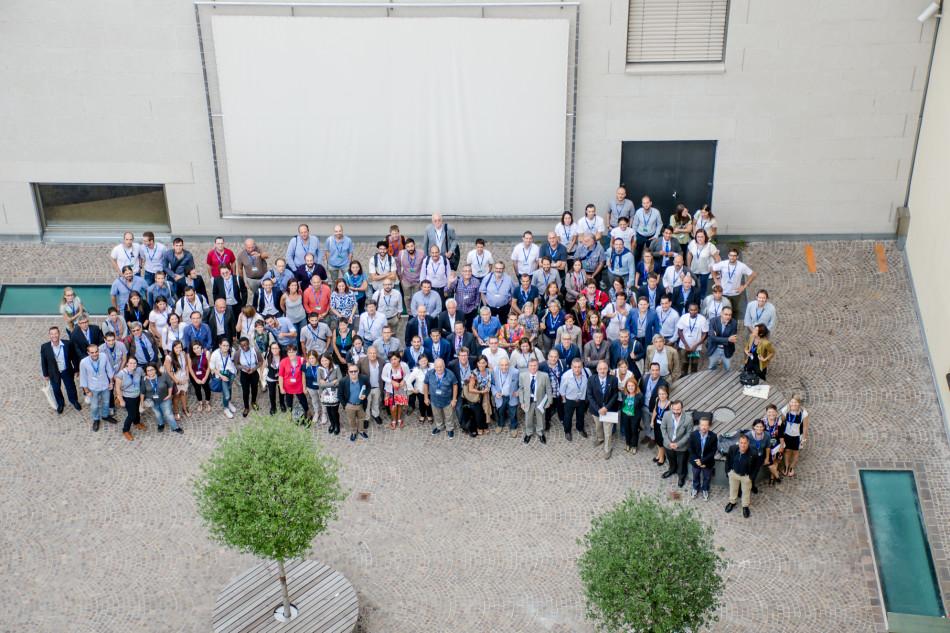 Partecipanti alle XI giornate scientifiche della Soi.