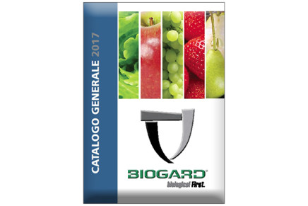 Il nuovo catalogo 2017 Biogard-CBC Europe